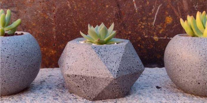 passo a passo artesanato cimento