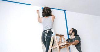 pinturas criativas em paredes